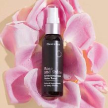 Fleur and Bee Rose Water Toner