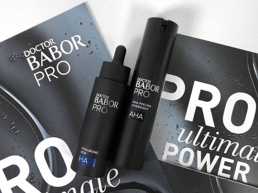 DOCTOR BABOR PRO HA Hyaluronic Acid Concentrate