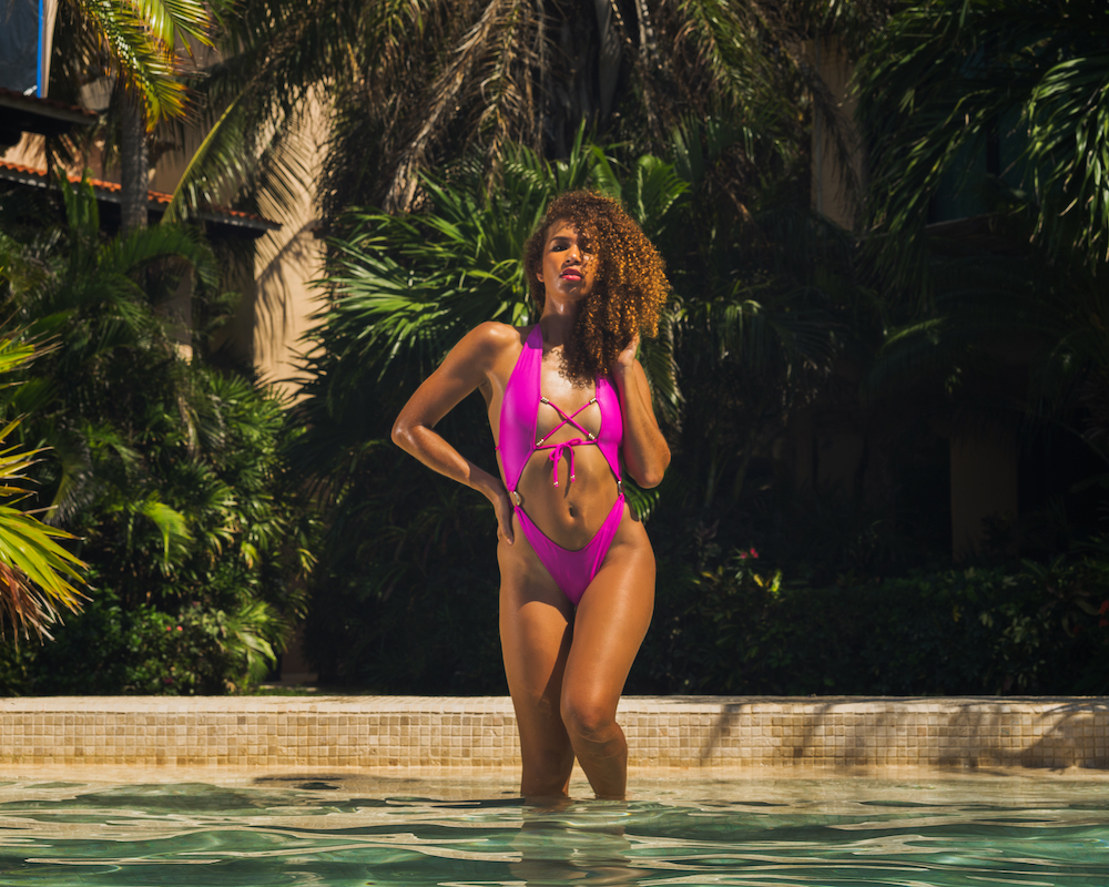 Chéri House Swimwear